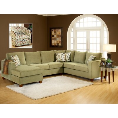 Chelsea Home Bailey Sectional
