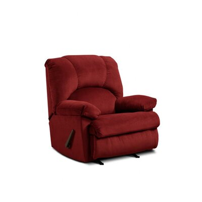 Chelsea Home Charles Handle Chaise Rocker Recliner