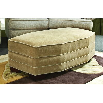 Chelsea Home Jumbo Cocktail Ottoman Image