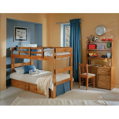 Chelsea Home Twin Standard Bed Customizable Bedroom Set