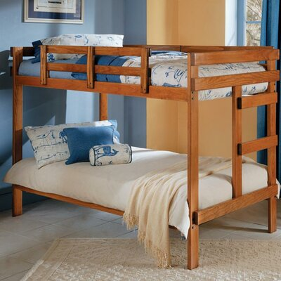 Chelsea Home Twin Loft Bunk Bed
