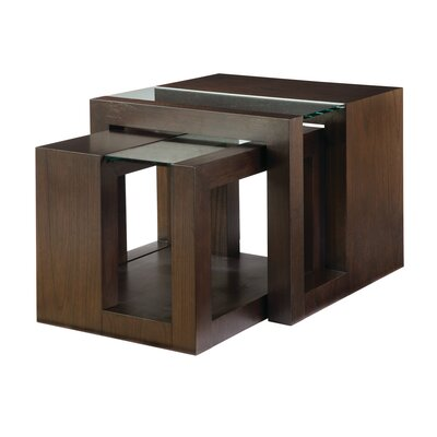 Allan Copley Designs Dado 2 Piece Nesting Tables