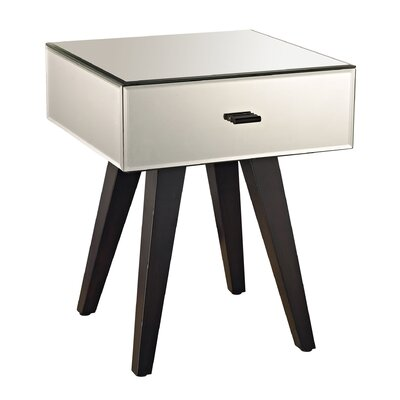 Mercer41 Woking 1 Drawer End Table