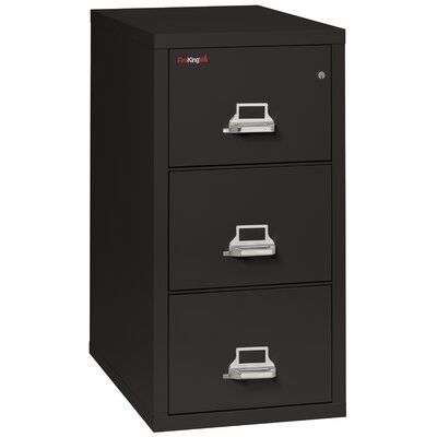 FireKing Fireproof 3-Drawer Vertical L..