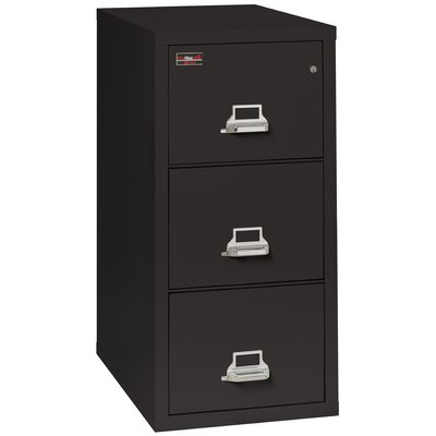 FireKing Fireproof 3-Drawer Verical Le..