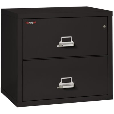 FireKing Fireproof 2-Drawer Lateral File
