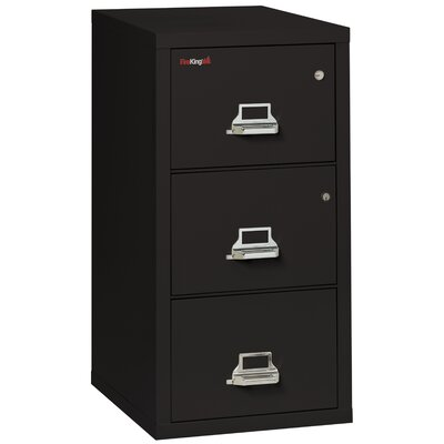 FireKing Fireproof 2-Drawer Vertical Legal File Image
