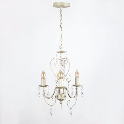 Minisun Lille 3 Light Crystal Chandelier Amp Reviews