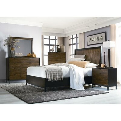 Legacy Classic Furniture Kateri Panel Customizable Bedroom Set