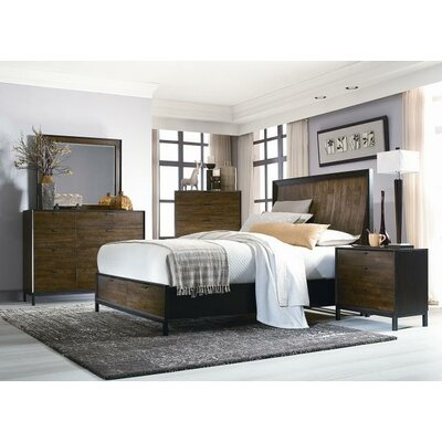 Legacy Classic Furniture Kateri Storage Platforml Customizable Bedroom Set