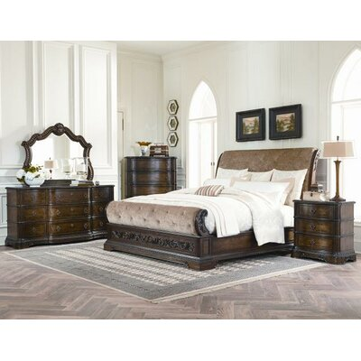Legacy Classic Furniture Pemberleigh Panel Custo..