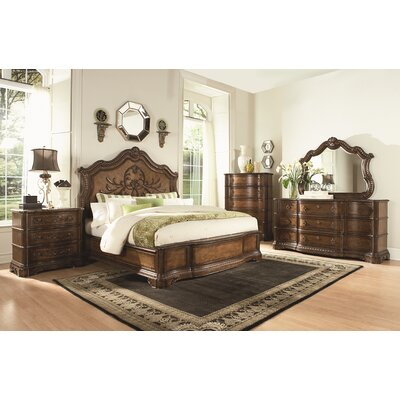 Legacy Classic Furniture Pemberleigh Platform Customizable Bedroom Set