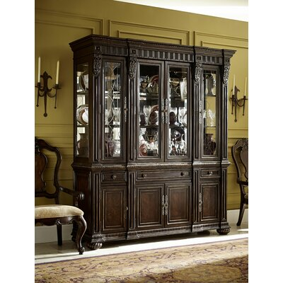 Legacy Classic Furniture La Bella Vita China Cabinet