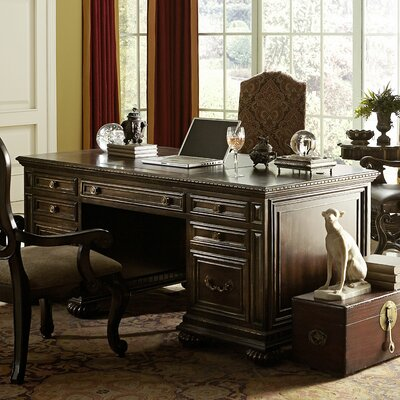 Legacy Classic Furniture La Bella Vita Executive Desk