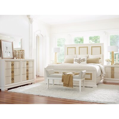 Legacy Classic Furniture Tower Suite Panel Customizable Bedroom Set
