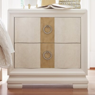 Legacy Classic Furniture Tower Suite 2 Drawer Nightstand