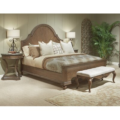 Legacy Classic Furniture Renaissance Arched Panel Customizable Bedroom Set
