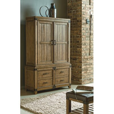 Legacy Classic Furniture MetalWorks Armoire