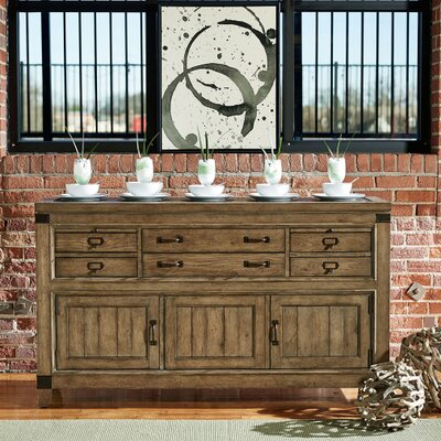 Legacy Classic Furniture MetalWorks Credenza