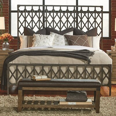Legacy Classic Furniture MetalWorks Panel Bed