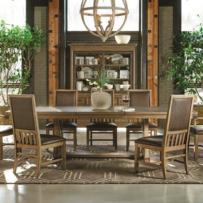 Legacy Classic Furniture MetalWorks Dining Table