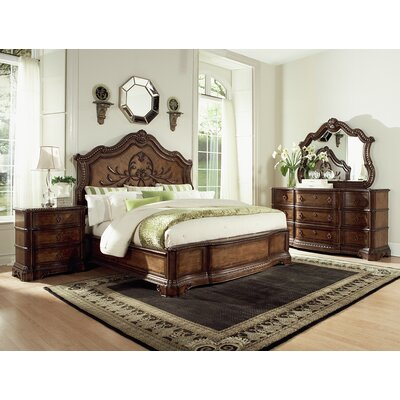 Legacy Classic Furniture Pemberleigh Panel Bed