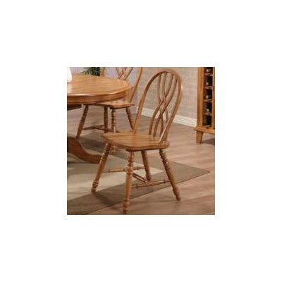 ECI Furniture Rustic Oak Dining Chair (Set of 2)