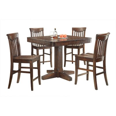 ECI Furniture Gettysburg Counter Height Dining ..