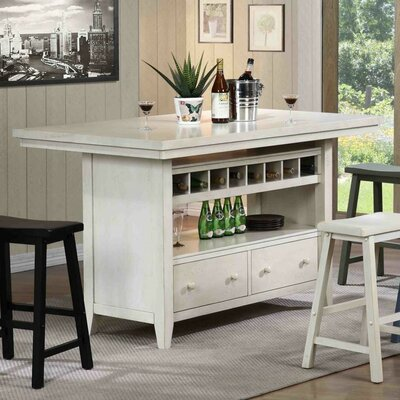 ECI Furniture Four Seasons Kitchen Island