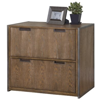 kathy ireland Home by Martin Furniture Belmont 2-Drawer Lateral File