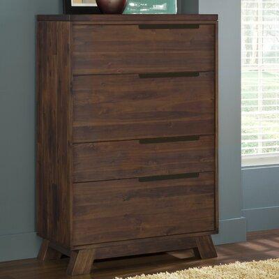 Modus Furniture Portland 4 Drawer Chest