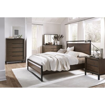 Latitude Run Platform Customizable Bedroom Set