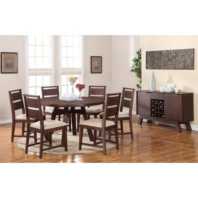Modus Furniture Portland 7 Piece Dinin..
