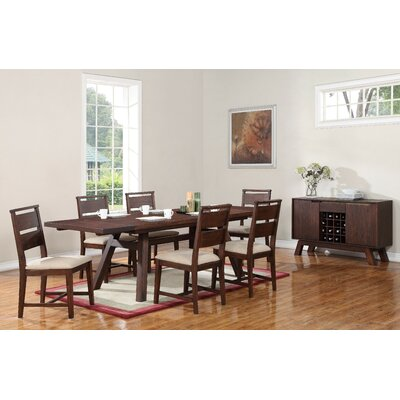 Modus Furniture Portland 7 Piece Dining Set