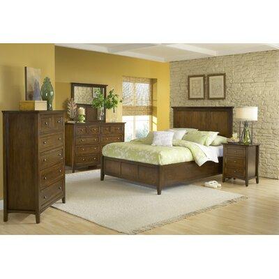 Modus Furniture Paragon Panel Customizable Bedroom Set