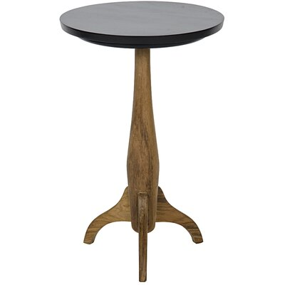 Noir Apolla End Table