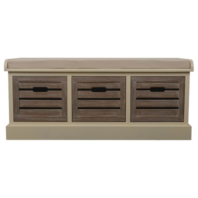 August Grove Maia Wood Storage Entryway B..