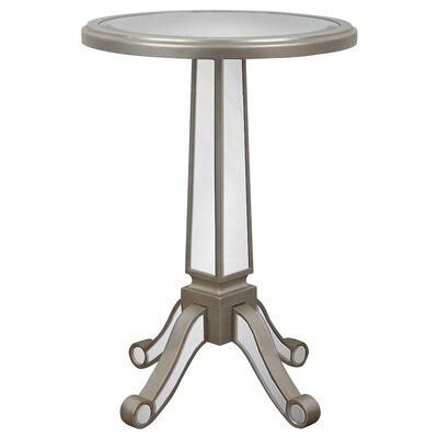 House of Hampton Lasker Pedestal End Table