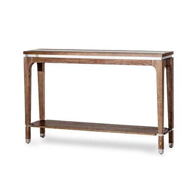 Michael Amini Biscayne West Console Table