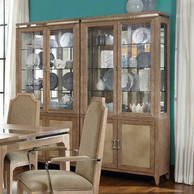 Michael Amini Biscayne West China Cabinet