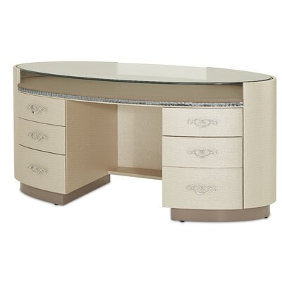 Michael Amini Overture Executive Desk