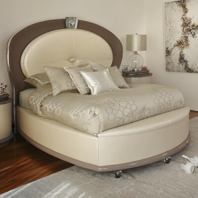 Michael Amini Platform Bed