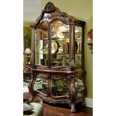 Michael Amini Chateau Beauvais China Cabinet