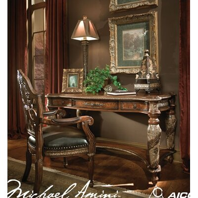 Michael Amini Villa Valencia Writing Desk