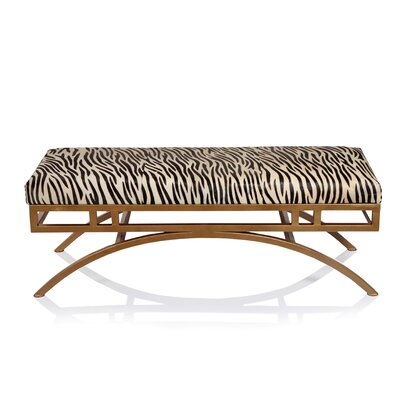 Fashion N You by Horizon Interseas Boston Metal Bedroom Bench