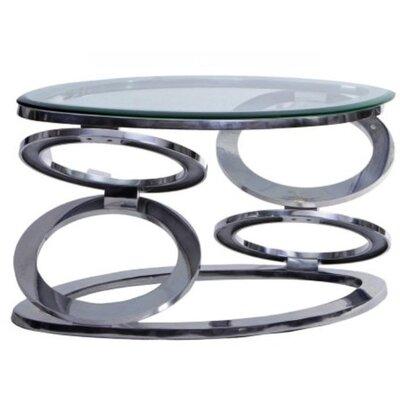 Fashion N You by Horizon Interseas Disc Coffee Table
