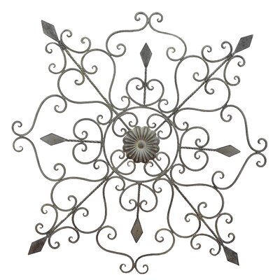 Arcadia Garden Products Crest Wall Decor Reviews Wayfair