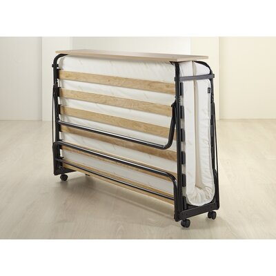 Jay-Be Contour Folding Bed with Pocket Spring Ma..