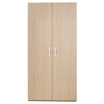 Bestar Clic Furniture 2 Door Armoire
