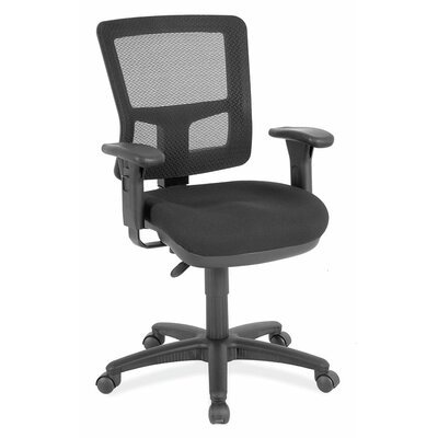 OfficeSource Heitz Series Armless Mesh Task Chair